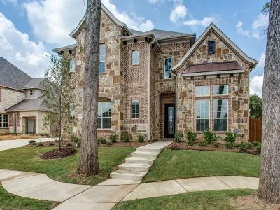 Creekside At Colleyville Single Family Home For Sale: 4808 Latour