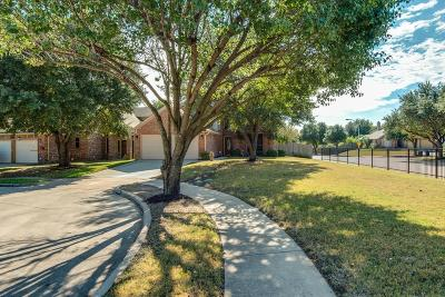 Fort Worth TX Single Family Home Sold: $210,000