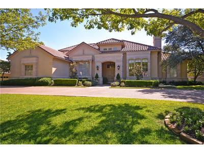 Dallas Single Family Home For Sale: 5230 Westgrove Drive