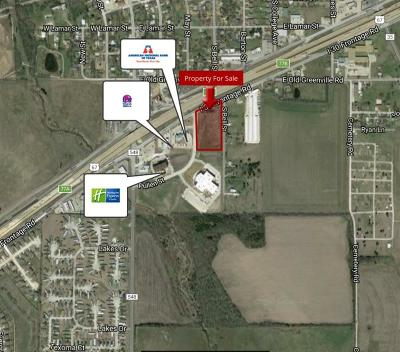Royse City Commercial Lots & Land For Sale: 0000 Interstate 30