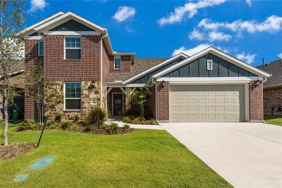 Aubrey Single Family Home For Sale: 1701 Settlement Way