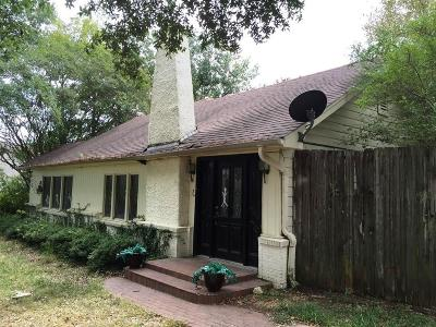 Canton Single Family Home For Sale: 901 W Dallas Street