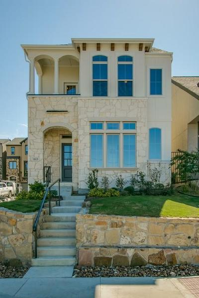 Dallas Single Family Home For Sale: 1825 Wood Ledge Place