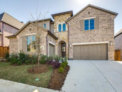 Frisco Single Family Home Active Contingent: 5430 Highflyer Hills Trail
