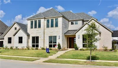 Southlake Single Family Home For Sale: 900 Lake Carillon Lane