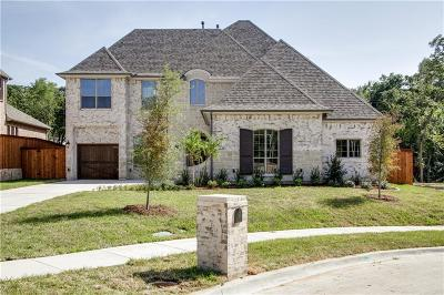 Coppell Single Family Home For Sale: 611 Oak Grove Lane