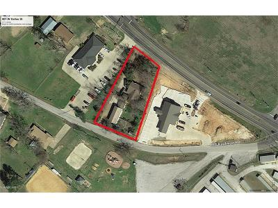 Canton Commercial For Sale: 901 W Dallas Street