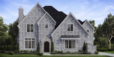 Single Family Home For Sale: 6808 Herbert