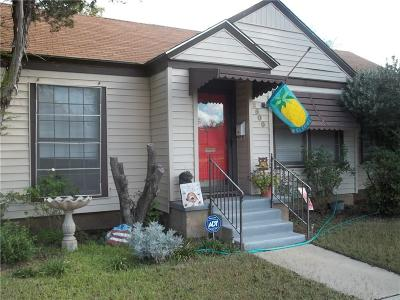 Brownwood Single Family Home For Sale: 2500 Austin Avenue