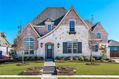 Celina Single Family Home For Sale: 4118 Parkview Boulevard