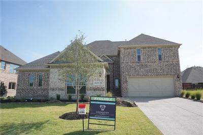 Wylie Single Family Home For Sale: 3025 Indigo Drive