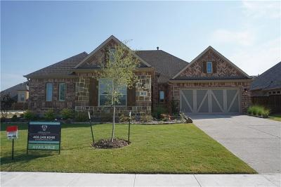 Wylie Single Family Home Active Contingent: 3015 Indigo Drive