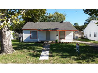 Haltom City Single Family Home For Sale: 2312 Fincher Road