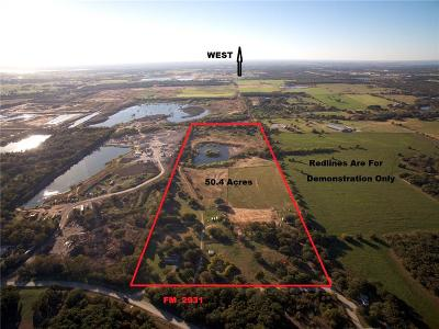 Aubrey Residential Lots & Land For Sale: 6411 Knuckles Road