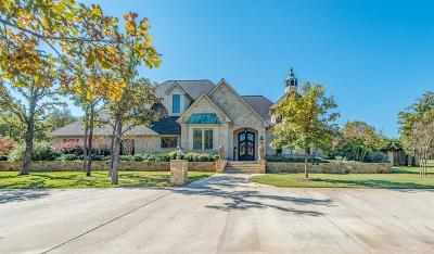 Stephenville Single Family Home For Sale: 497 Timbercreek Circle