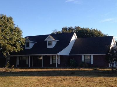 Millsap Single Family Home For Sale: 401 Brock