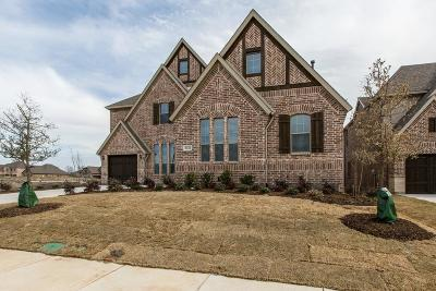 Rockwall Single Family Home For Sale: 3322 Ridgecross Drive