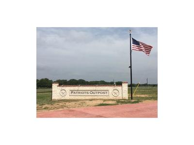 Weatherford Residential Lots & Land For Sale: Lot 26 Mike Thornton Court