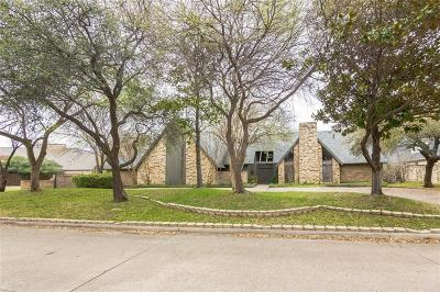 Dallas County Single Family Home For Sale: 5315 Bent Tree Drive