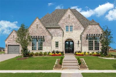 Celina Single Family Home For Sale: 4106 Parkview Boulevard