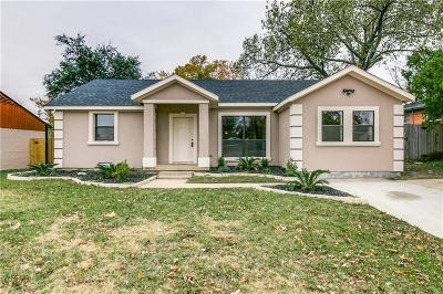 Mesquite TX Single Family Home Sold: $189,900 SOLD