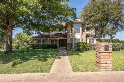Dallas Single Family Home For Sale: 6823 Braddock Place