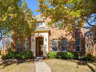 Frisco Single Family Home Active Option Contract: 11540 Mansfield Drive