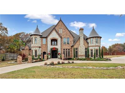 Keller Single Family Home For Sale: 1850 Ottinger Road