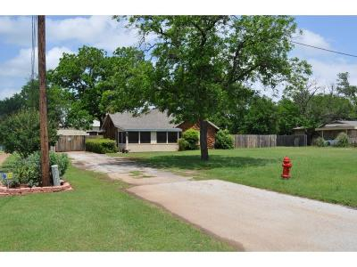 Lake Worth Single Family Home For Sale: 6720 Azle Avenue