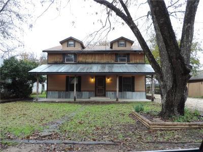 Grandview Single Family Home For Sale: 209 S Bois D Arc Street