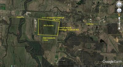 Aubrey Farm & Ranch For Sale: Fm 428