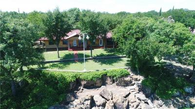 Brownwood Single Family Home For Sale: 8200 County Road 607