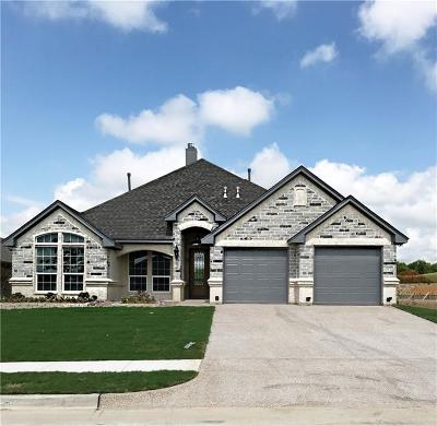 Benbrook Single Family Home For Sale: 7244 Prestwick Terrace