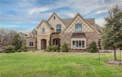 Fort Worth Single Family Home Active Option Contract: 13025 Bella Italia Court