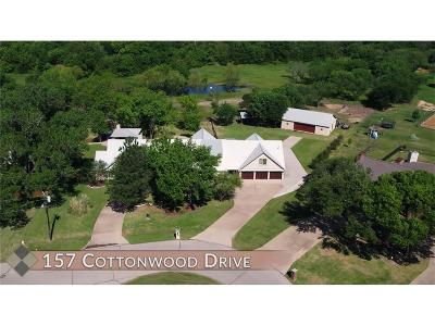 Coppell Single Family Home For Sale: 157 Cottonwood Drive