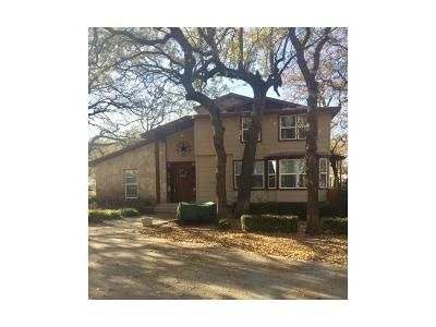 Fort Worth Single Family Home Active Kick Out: 6580 Wells Burnett Road