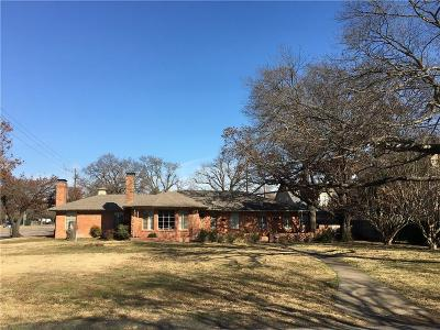 Dallas Single Family Home For Sale: 4207 Valley Ridge Road