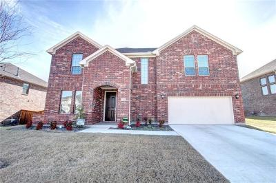 Sachse Single Family Home For Sale: 5302 Herford Drive