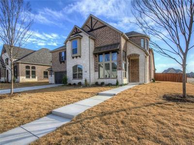 Prosper Single Family Home For Sale: 1630 Chisholm Trail