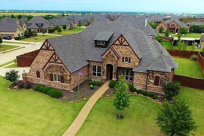 Meadows The Haslet Single Family Home For Sale: 208 Thistle Drive