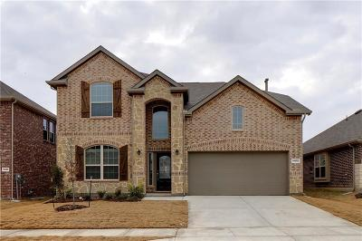 Fort Worth TX Single Family Home Active Contingent: $299,980