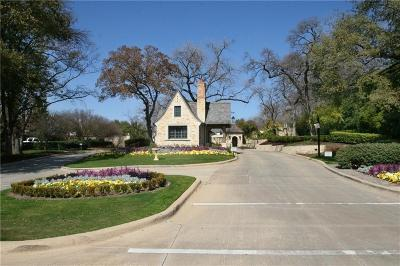 Dallas Residential Lots & Land Active Option Contract: 41 Sagecliff Court