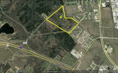 Terrell Residential Lots & Land For Sale: Rose Hill