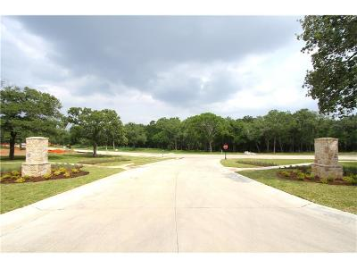 Southlake Residential Lots & Land For Sale: 1017 Hatch Court
