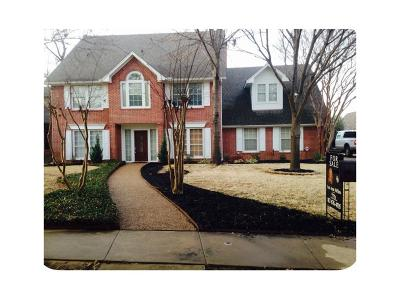 Azle Single Family Home For Sale: 525 Clew Court