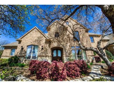 Aledo Single Family Home For Sale: 1338 Steeple Chase Lane