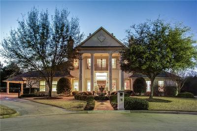 Mansfield Single Family Home For Sale: 1611 Valleywood Trail