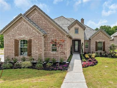 Benbrook Single Family Home For Sale: 5213 Sendero Drive