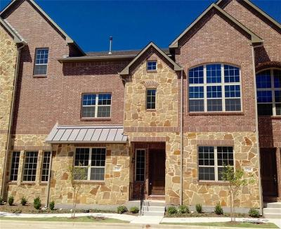 Carrollton Townhouse Active Kick Out: 2757 Troutt Drive