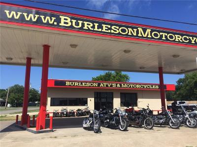 Commercial Lease For Lease: 213 Burleson Boulevard N